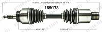 New CV Shaft 169173