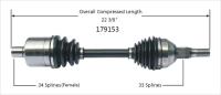 New CV Shaft 179153