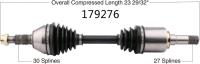 New CV Shaft 179276