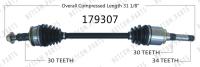 New CV Shaft 179307