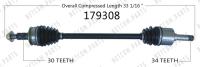 New CV Shaft 179308