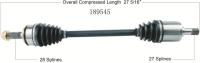 New CV Shaft 189545