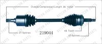 New CV Shaft 219044