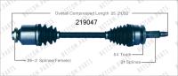 New CV Shaft 219047