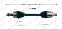 New CV Shaft 219064