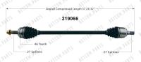 New CV Shaft 219066