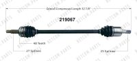 New CV Shaft 219067