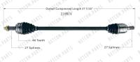 New CV Shaft 219074