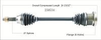 New CV Shaft 259534