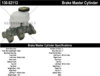 New Master Cylinder 130.62112