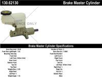 New Master Cylinder 130.62130