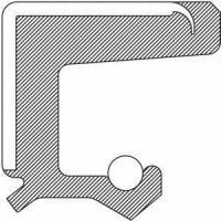 Power Steering Pump Shaft Seal 7013S