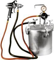 Pressuer Pot With Silver Gun and Hose PT2-4GH