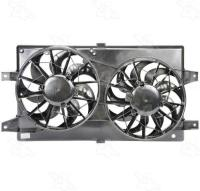 Radiator And Condenser Fan Assembly 75468