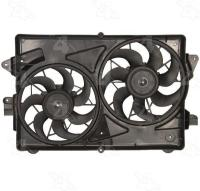 Radiator And Condenser Fan Assembly 75654