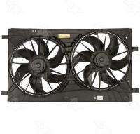 Radiator And Condenser Fan Assembly 76103
