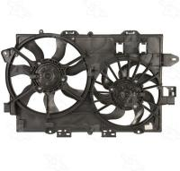 Radiator And Condenser Fan Assembly 76166