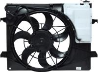 Radiator And Condenser Fan Assembly 621570