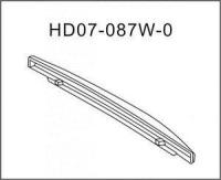 Rear Bumper Absorber HO1170123