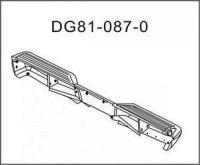 Rear Bumper Face Bar CH1102335