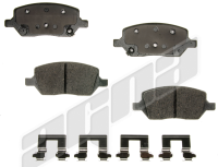 Rear Ceramic Pads CXD1093
