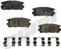 Rear Ceramic Pads CXD1275