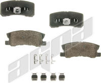 Rear Ceramic Pads CXD868