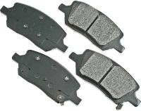 Rear Ceramic Pads ACT1093