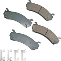 Rear Ceramic Pads ASP785A