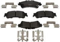 Rear Ceramic Pads MGD792CH