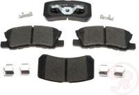 Rear Ceramic Pads MGD868CH