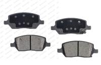 Rear Ceramic Pads RSD1093CH