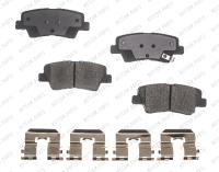 Rear Ceramic Pads RSD1544CH