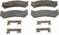 Rear Ceramic Pads QC785