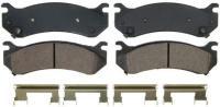 Rear Ceramic Pads ZD785