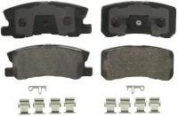 Rear Ceramic Pads ZD868