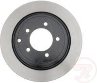 Rear Disc Brake Rotor 780541