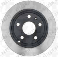 Rear Disc Brake Rotor 8-580763