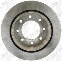 Rear Disc Brake Rotor 8-580380
