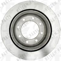 Rear Disc Brake Rotor 8-580687