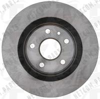 Rear Disc Brake Rotor 8-580769