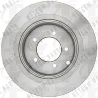 Rear Disc Brake Rotor 8-780541