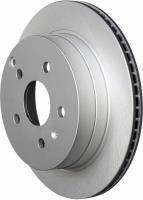 Rear Disc Brake Rotor GCR-580763