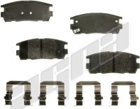 Rear Disc Pads PXD1275