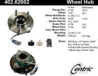 Rear Hub Assembly 402.62002