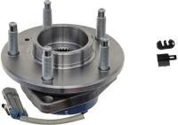 Rear Hub Assembly 513121S