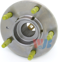 Rear Hub Assembly WA513179