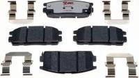 Rear Hybrid Pads EHT1275H