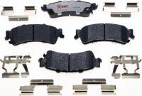 Rear Hybrid Pads EHT792H