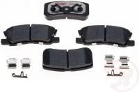 Rear Hybrid Pads EHT868H